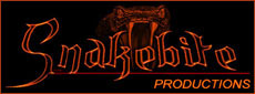 SNAKEBITE PRODUCTIONS WEBSITE